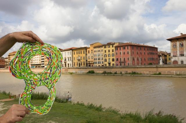Pise l'Arno 480